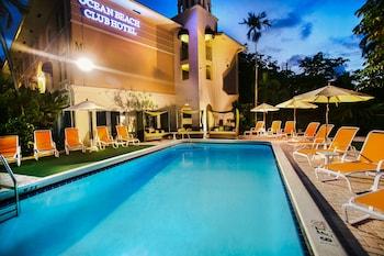 海洋海灘俱樂部飯店