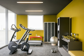 OKKO Hotels Bayonne Centre - Gym  - #0