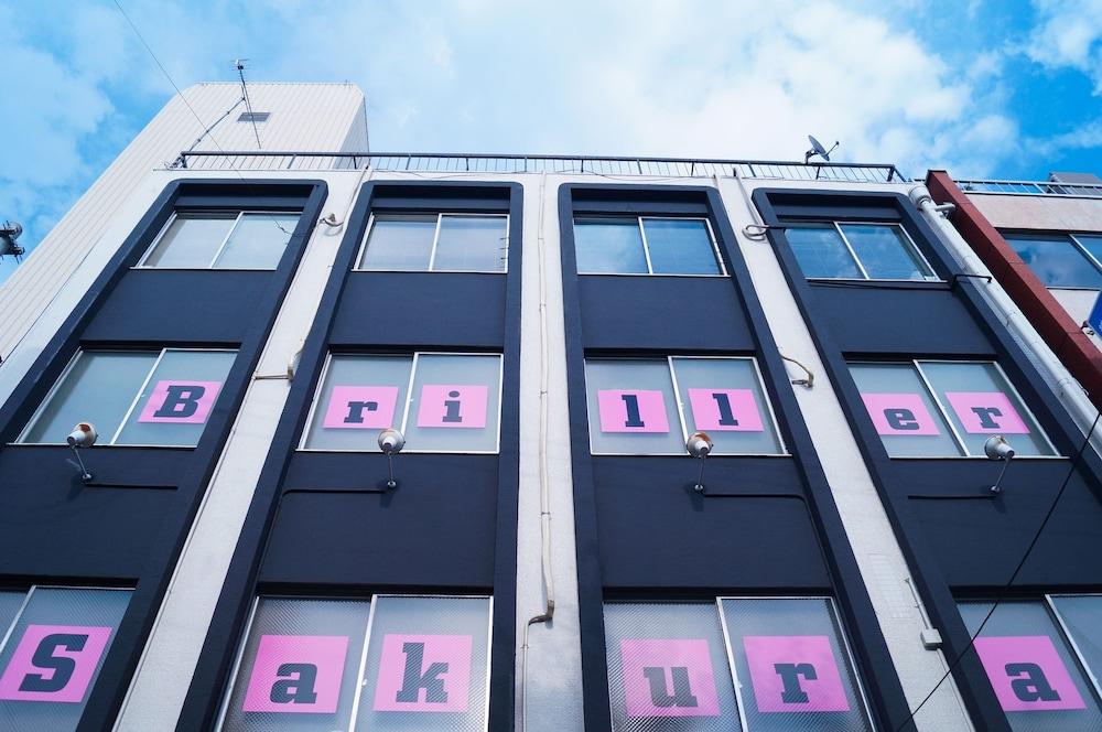 Briller Sakura - Hostel