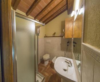 Agriturismo Cafaggio Primo - Bathroom  - #0