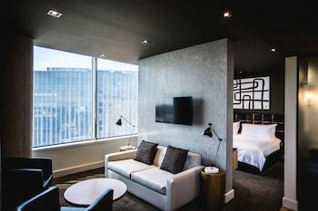 Century City Hotel - Living Area  - #0