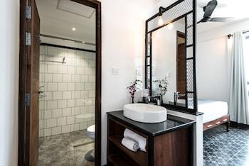 Aquarius Hotel & Urban Resort Phnom Penh - Bathroom  - #0