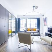 巴黎蒙特吉爾豪華公寓飯店