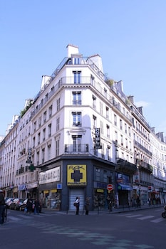 Jeff Hotel Paris