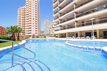 卡爾佩海岸太陽海公寓飯店