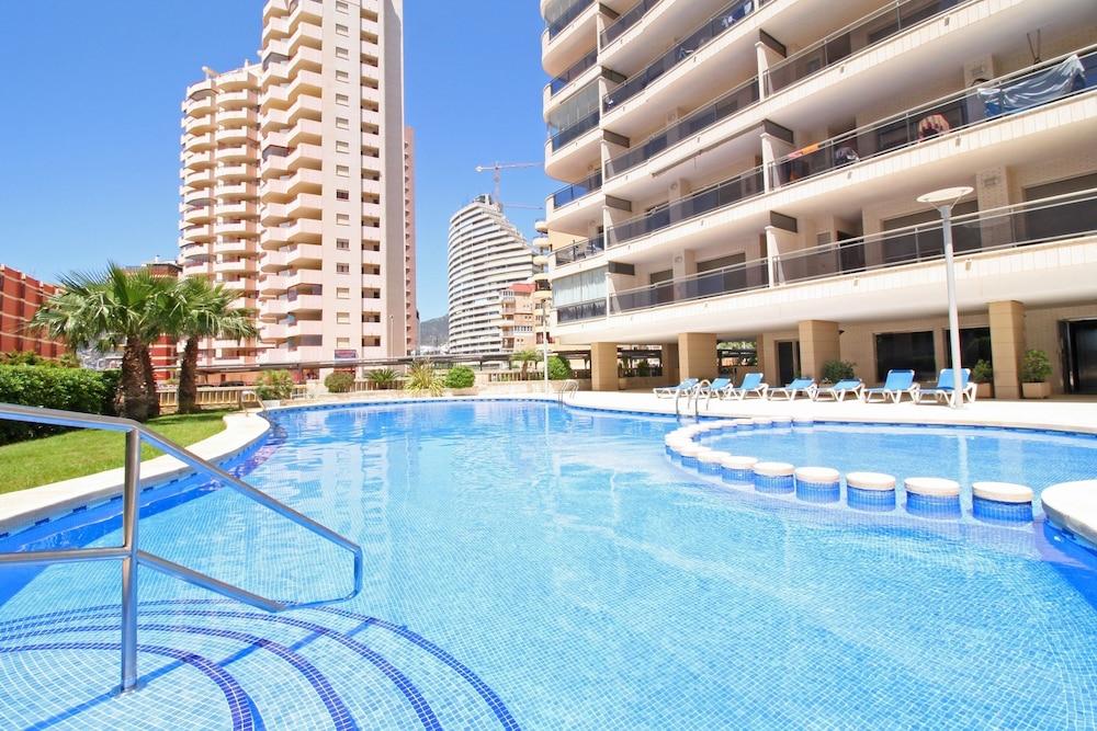 Apartamento Bahía del Sol Costa Calpe