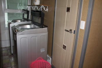 Hyu+ Guest House - Hostel - Laundry Room  - #0