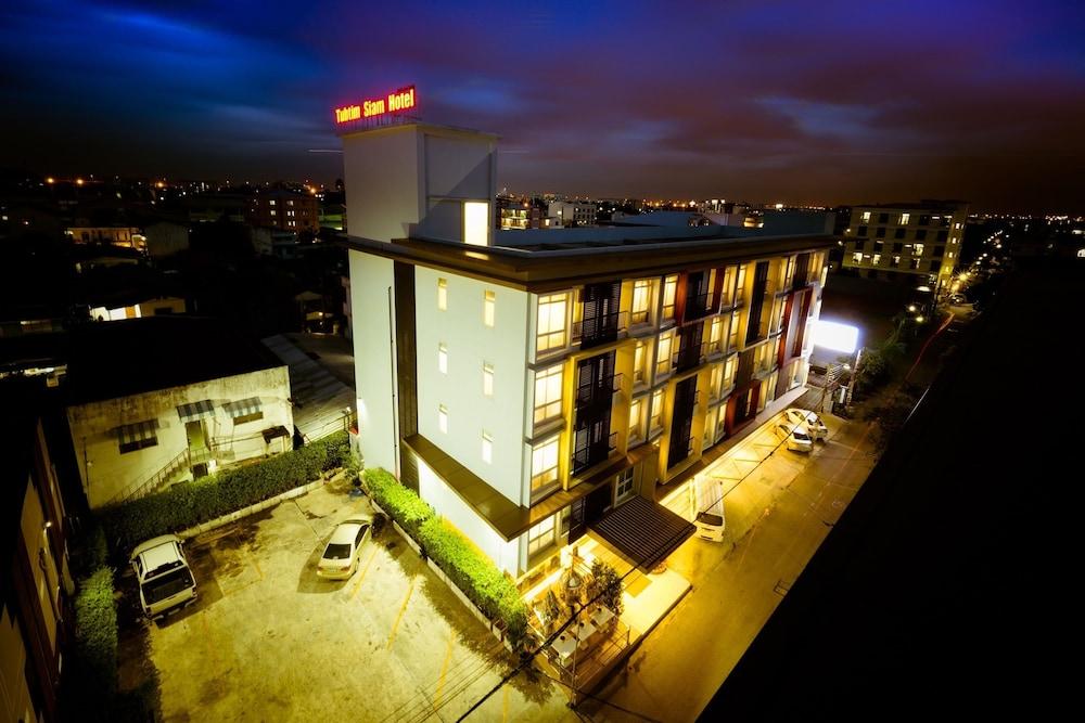 Hotels near Suvarnabhumi Airport Bangkok - Where to Stay