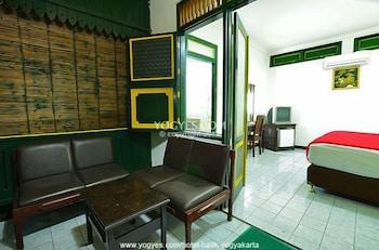 Hotel Batik Yogyakarta - Terrace/Patio  - #0