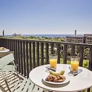 波布雷諾甜蜜公寓旅館/海灘