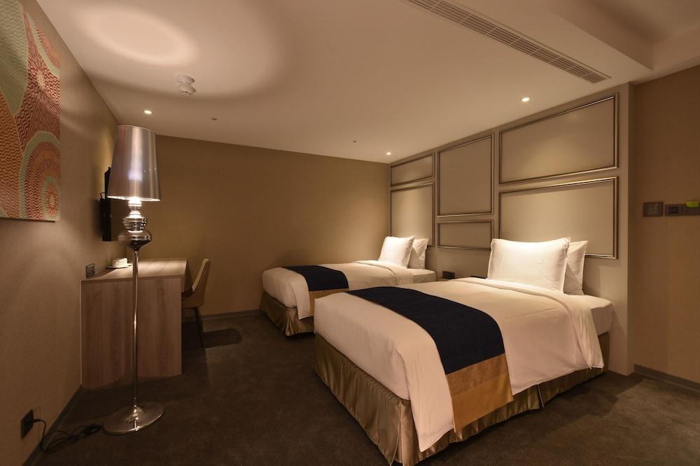 Green World Hotels Zhongxiao Taipei Taiwan