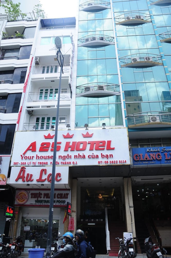 A25 Hotel Ly Tu Trong