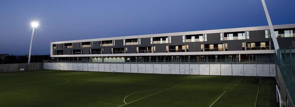 Residencia Deportiva Petxina