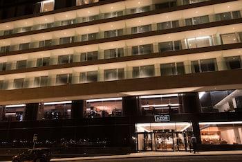 Azor Hotel - Hotel Front - Evening/Night  - #0