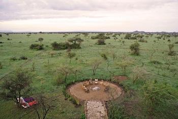 Robanda Safari Camp - Aerial View  - #0