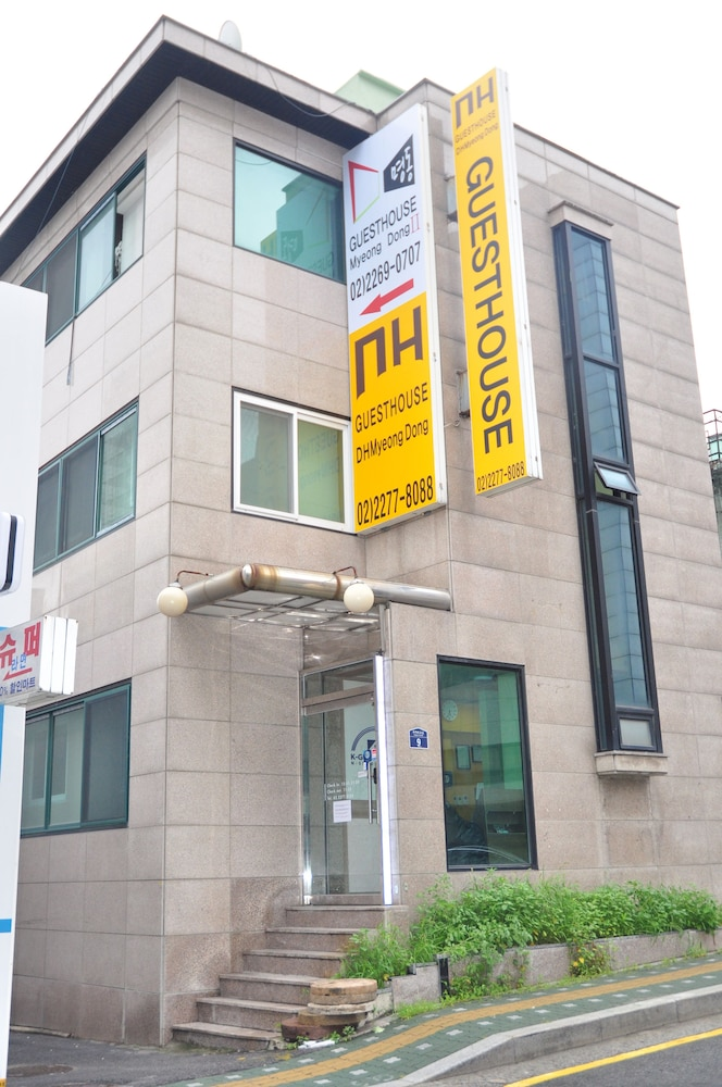 DH myeongdong guesthouse