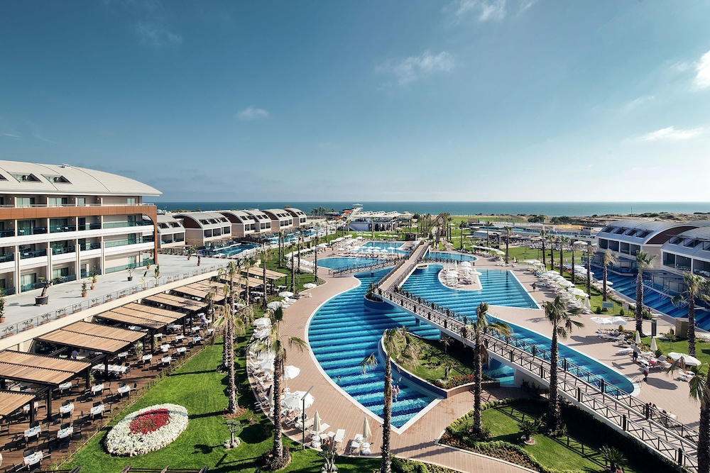 Jacaranda Hotels Side - All Inclusive