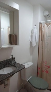 Ajuricaba Suites - Tarumã - Bathroom  - #0
