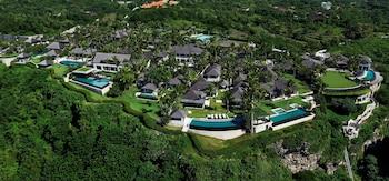 The Ungasan Clifftop Resort - Aerial View  - #0