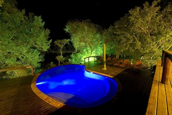 Elephant Plains Game Lodge - Outdoor Pool  - #0