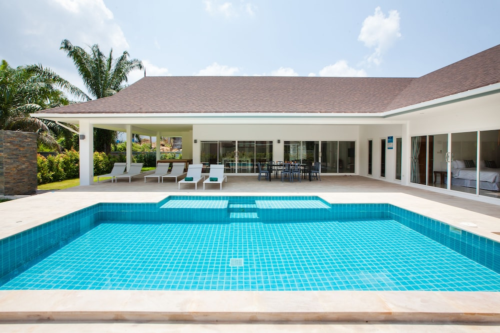 Villa Baan Anna Pool and Spa