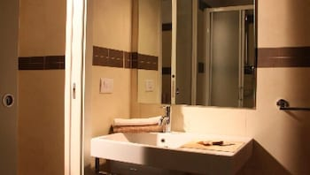 Residence Ilario Suite Hotel - Bathroom  - #0