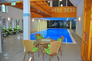 Seehotel Burg Im Spreewald - Indoor Pool  - #0