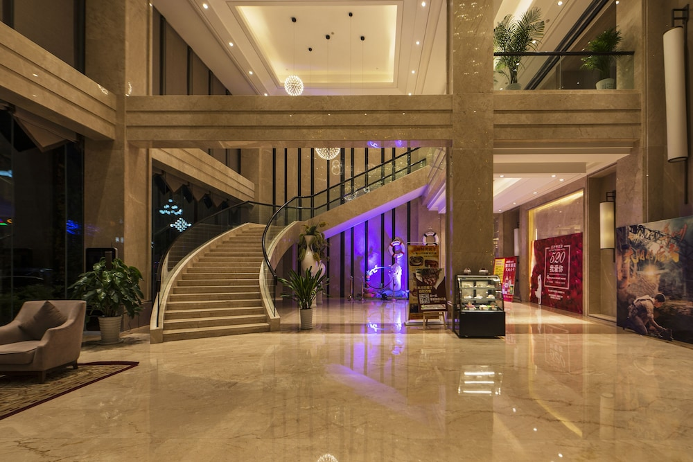 Best Western Plus Zhongsheng Hotel Lingbi