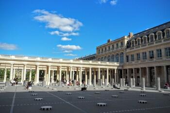 Louvre Opera ChicSuites - Terrace/Patio  - #0