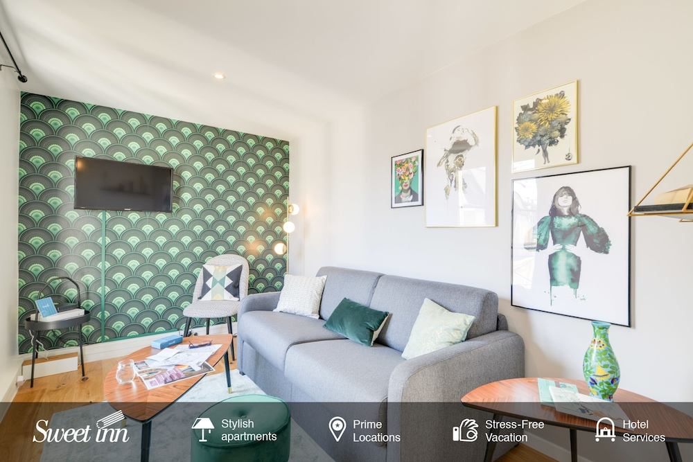 Sweet inn Apartments Galeries Lafayette-St Lazarre