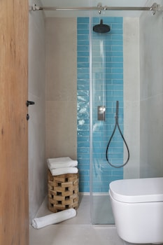 Domes Noruz Chania, Autograph Collection - Adults Only - Bathroom Shower  - #0