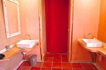 Ecologîte Les Sureaux - Bathroom  - #0