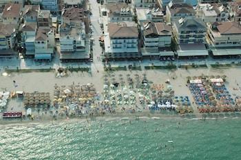 El Greco Beach Hotel - Aerial View  - #0