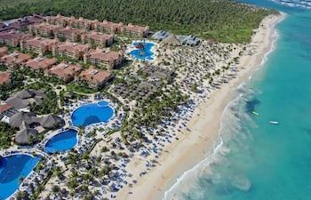 Luxury Bahia Principe Fantasia All Inclusive - Aerial View  - #0