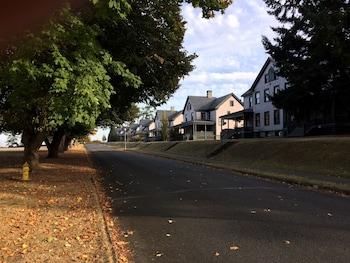 Fort Worden in Port Townsend, Washington