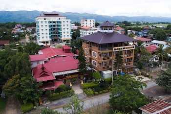 Teak Wood Hotel - Aerial View  - #0