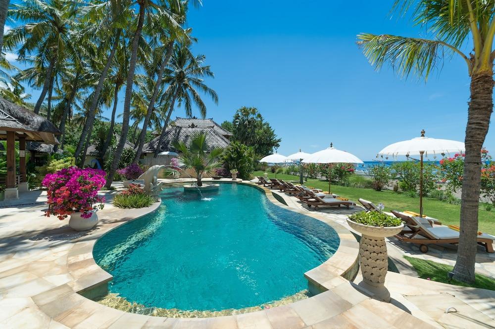 Palm Garden Amed Beach Spa Resort Bali Bali Price Address Reviews