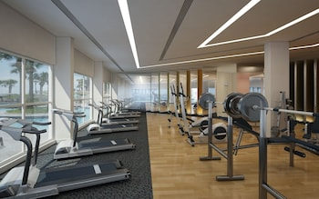 Alreem Hotel - Gym  - #0
