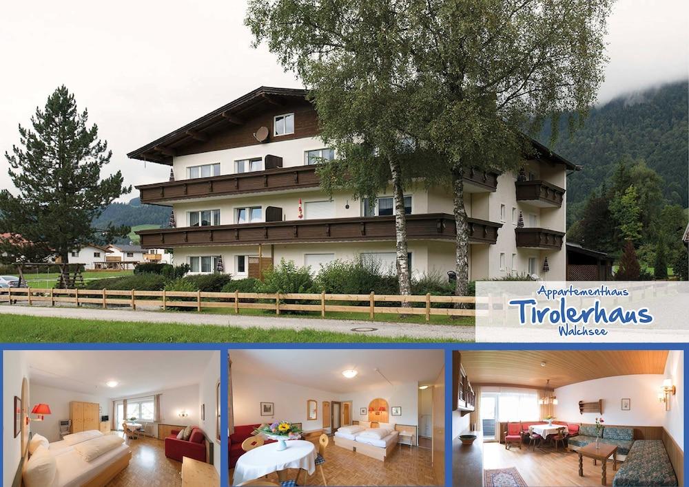 Tirolerhaus Walchsee