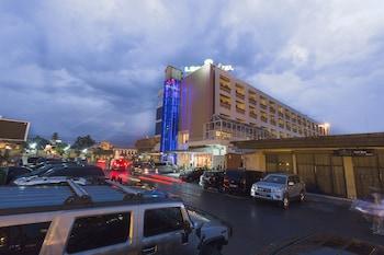 Leon Hôtel in Kinshasa