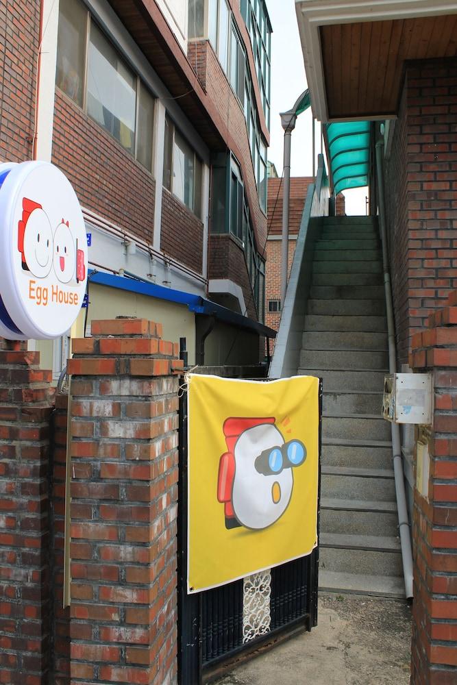 Egghouse Chuncheon - Hostel