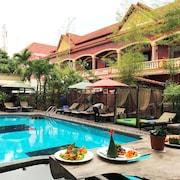 湄公吳哥宮殿旅館