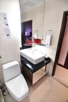 ZEN Rooms Sukhumvit Soi 10 - Bathroom  - #0
