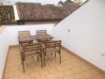 Malaga Apartamentos Pozos Dulces - Terrace/Patio  - #0