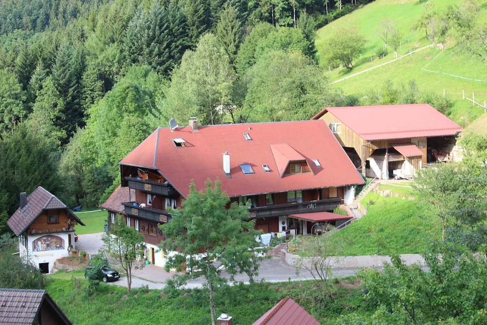Apt in Bad Peterstal Griesbach 7484 2 Br apts by RedAwning
