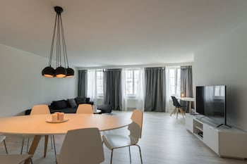 Paradeplatz Apartment by Airhome - Living Area  - #0