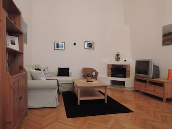 Karolina Old Town Apartments - Living Room  - #0