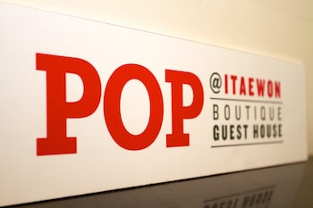 Pop @ Itaewon Boutique Guest House - Hostel - Interior Detail  - #0