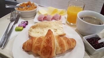 Mondhotel Chelles - Breakfast Area  - #0