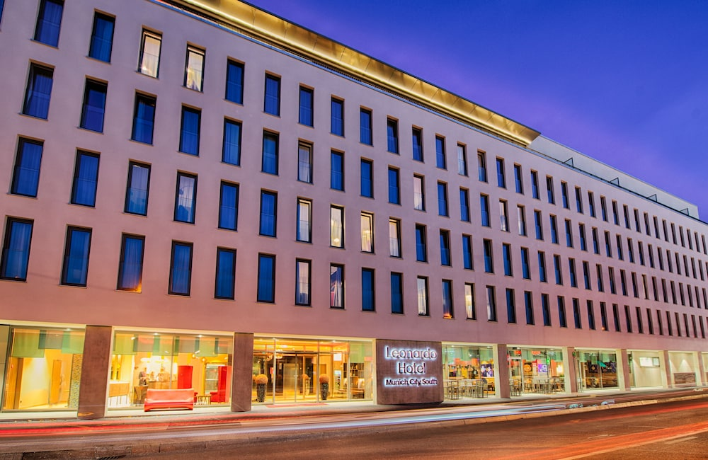 Leonardo Hotel Munich City South